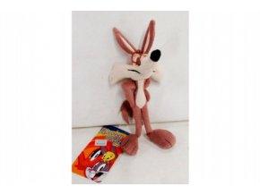 Kojot Looney Tunes plyš 22cm v sáčku