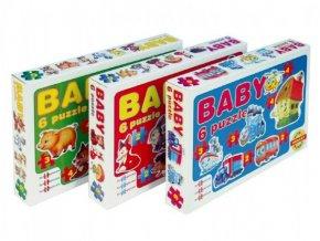 Baby puzzle 18 dílků (od 2 let)