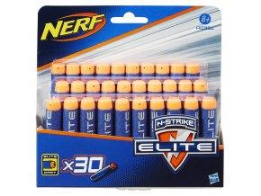 Nerf Elite šipky 30 ks
