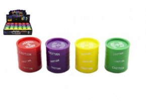 Sliz - hmota 30g v barelu 4cm asst 4 barvy (1 ks)