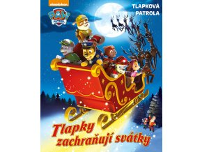Tlapková patrola - Tlapky zachraňují svátky
