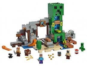 LEGO Minecraft Creepův důl