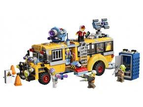 Lego Movie Paranormální autobus 3000