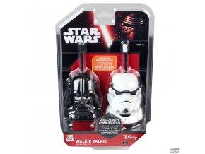 vysílačky star wars darth vader a storm trooper 2
