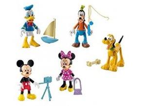 mickey mouse club house figurka kloubová Pluto 2