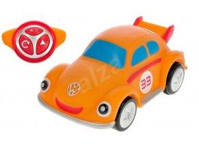 R/C Volkswagen Beetle 18cm na baterie se zvukem