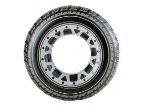 Nafukovací kruh pneumatika