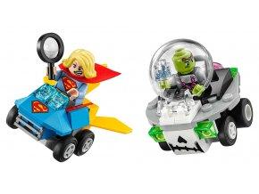 LEGO Super Heroes Mighty Micros: Supergirl vs. Brainiac