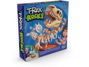 spol hra t rex rocks