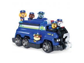 Zachranne vozidlo Tlapkova patrola