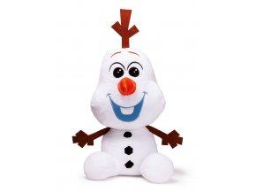 Plys 30cm Olaf svitici ve tme