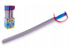 Rytířský meč pěnový 76cm (1 ks)