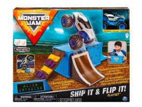 monster jam 1 64 hraci sada