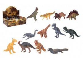 Dinosaurus plast 20-23 cm mix druhů (1 ks)