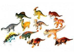 Dinosaurus plast 14-18cm mix druhů (1 ks)