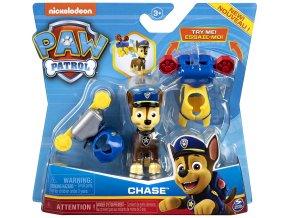 Tlapkova patrola Chase s oblecky