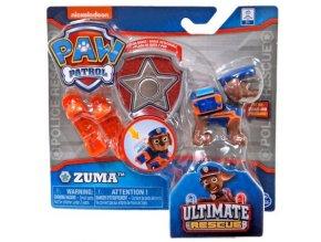Tlapkova patrola s akcnim batohem ultimate rescue Zuma