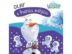 Ledové království - Olaf a bratříčci sněháčci