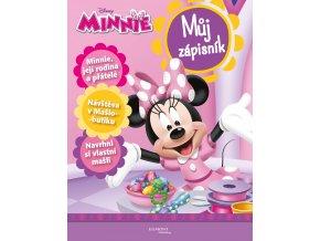 0037980278 Minnie Muj zapisnik 2017 cz v