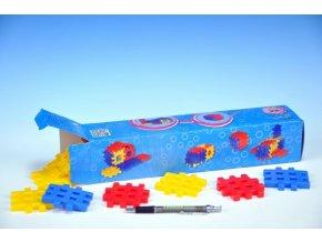 Stavebnice Blok 1 plast 36ks v krabici