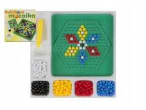 Mozaika kuličková s pinzetou malá 250 ks