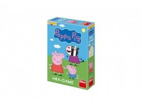 Prasátko Peppa stolní společenská hra