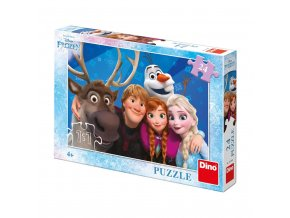 Puzzle 24 dílků Frozen Selfie
