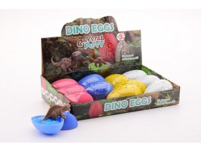 Dinosaurus ve vajíčku se slizem