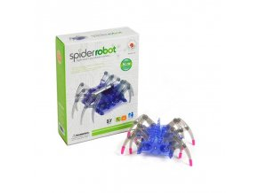 vytvor si robo pavouka