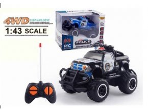 policie rc wd 1 43