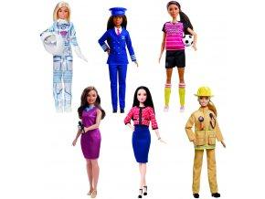 Barbie povolání 60. výročí
