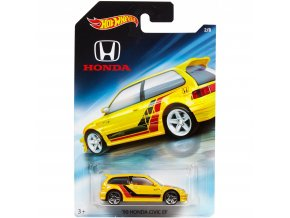 hot wheels honda fkd22 2 8 civic ef 90