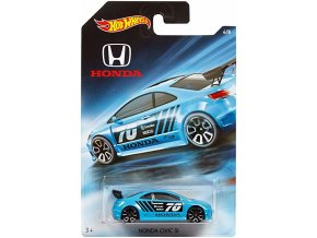 hot wheels honda fkd22 4 8 civic si