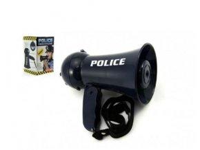 megafon policie