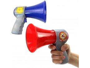 megafon hasic policajt