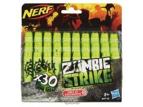 Nerf Zombie náhradní šipky 30ks