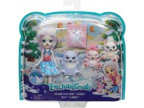 enchantimals rodinka skladem