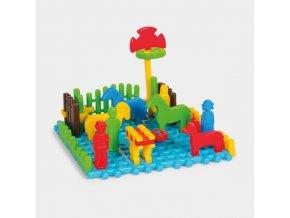waffle mini farm 1