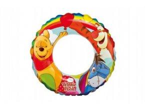 Kruh nafukovací Medvídek Pú prům. 51 cm od 3-6 let