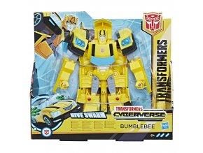 Transformersnsformers Cyberverse figurka řada UlTransformers