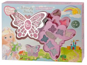 sada malovani motylek sweet princess