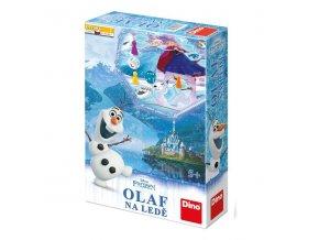 Ledové království/Frozen Olaf na ledě společenská hra