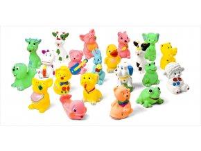 Pískací hračka 11 cm