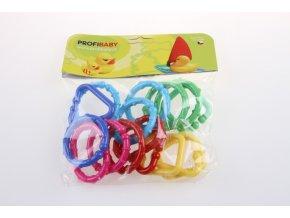 Plastový řetěz Maxi 16 ks