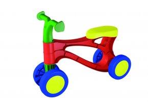 Rolocykl červený nový