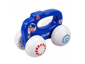 Chrastící autíčko Policie
