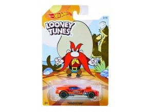 Hot Wheels tématické auto - Looney Tunes