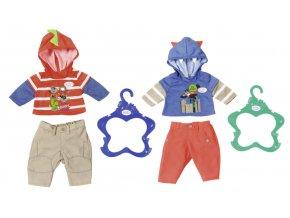 BABY born® Oblečení na chlapečka, 2 druhy