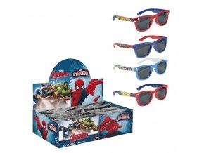 Sluneční brýle Avengers/Spiderman