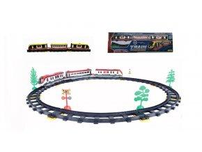 Vlaková sada 27 kusů